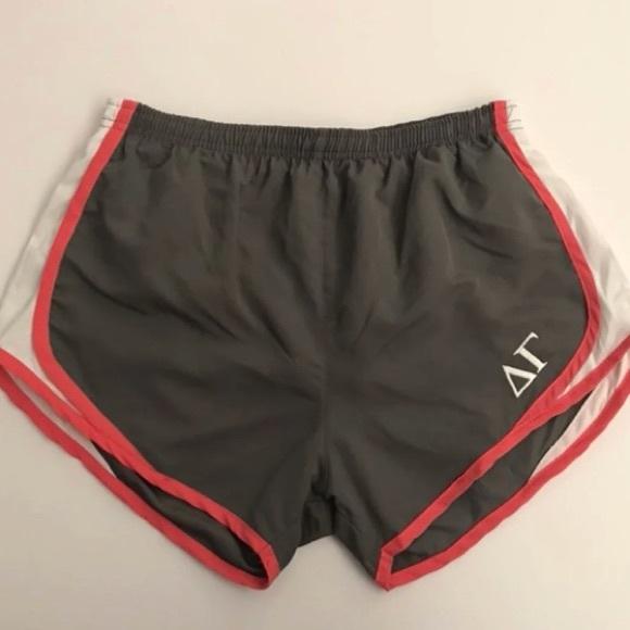 Boxercraft Pants - Delta Gamma Running Workout Yoga Lounge Shorts